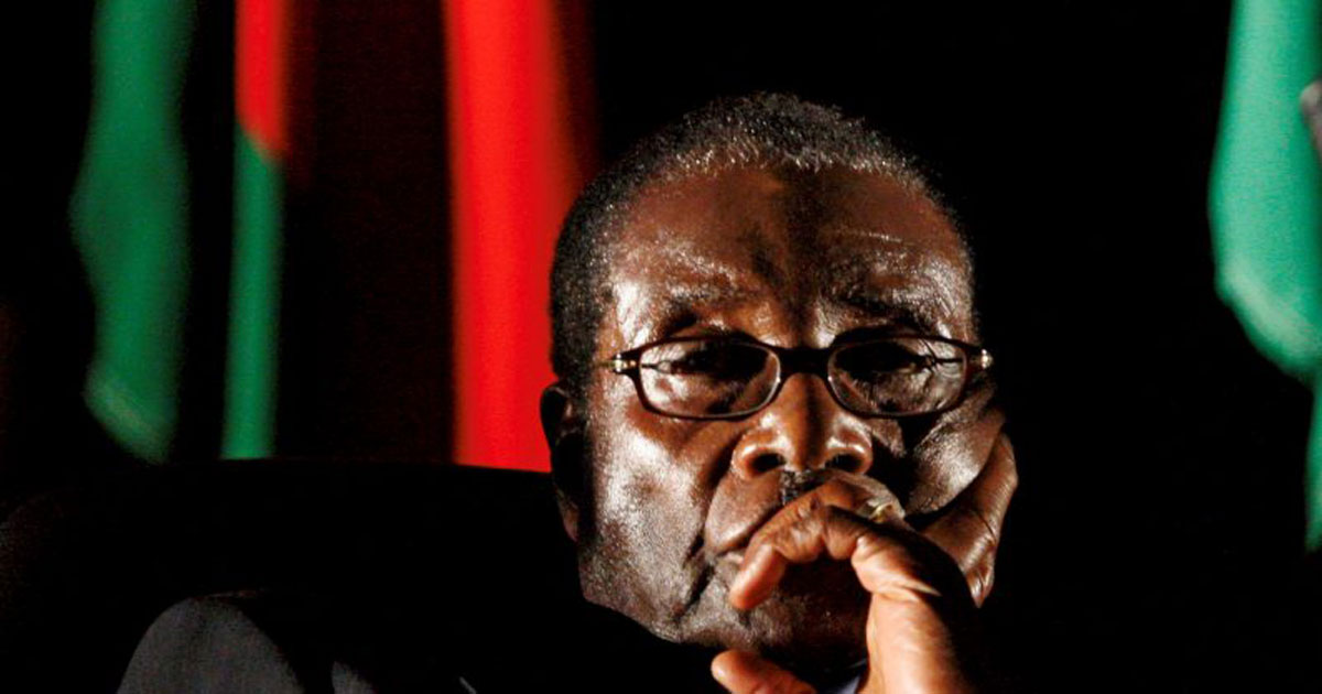 robert mugabes oppressive rule that destroyed zimbabwe The children of zimbabwe are tired of misrule by an incompetent government, of repression by a mafia regime, of suffering under the rule of robert mugabe enough is enough taramba dictatorship, this is not what the war veterans and war collaborators envisioned, they envisioned a prosperous nation where the people of zimbabwe enjoy peace and.