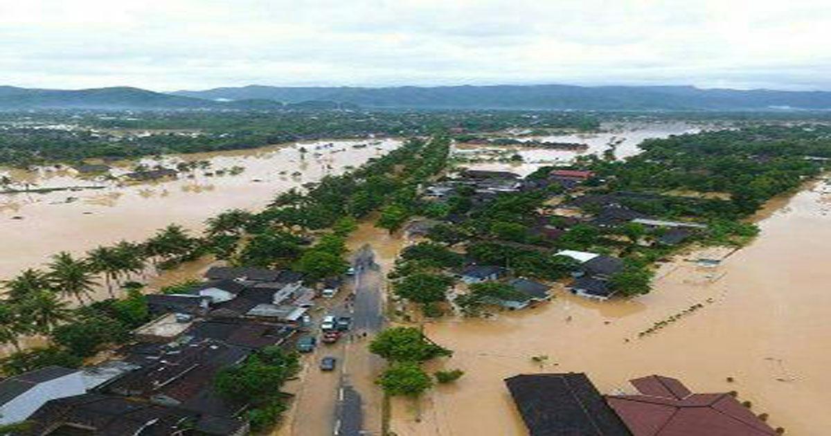 Setelah Badai Tropis Cempaka, Masyarakat Diminta Waspada ...